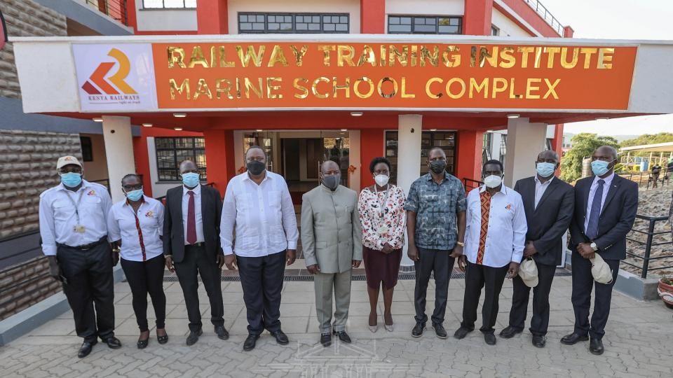 RTI Marine School Kisumu